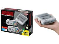 *NEW* Super Nintendo Mini Classic (SNES Mini)