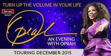 REDUCED from $400 MUST GO..OPRAH TICKETS - Front Row Floor Area West Perth Perth City Preview