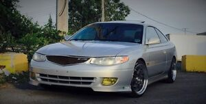 ★★2000 Toyota Solara TRD SUPERCHARGED Coupe MANUEL WOW TRES RARE