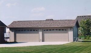 4 Car Silverwood Garage Available For All Of Your Storage Needs!