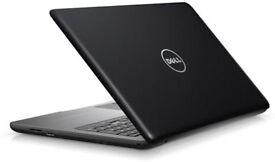 NEW Dell Inspiron 17 5767 Laptop, i7, 4gb graphics, 8gb memory, 1tb hard drive, FHD+
