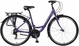 Ladies dawes medium frame purple 21 shimano gears £200