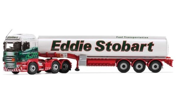 Scania R 440 Highline Fuel Tanker - Eddie Stobart