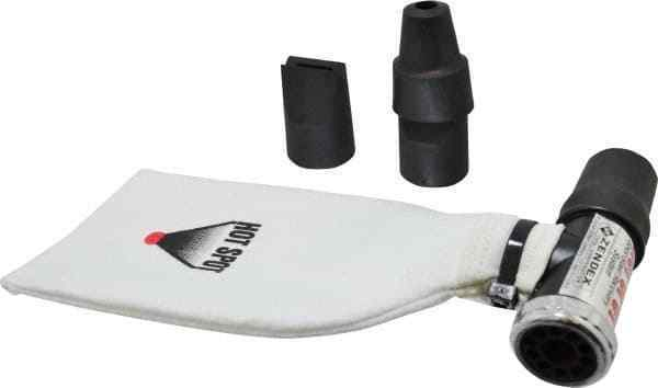 Made in USA 3 HP, 10 CFM Sandblaster Dust Collector For Gravity Feed Sandblaster