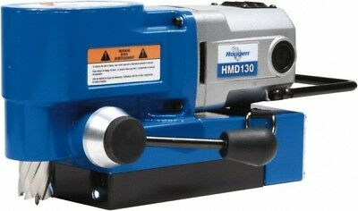 New Hougen Mfg. 0130201 Hmd130 Ultra Low Profile Magnetic Drill 230v