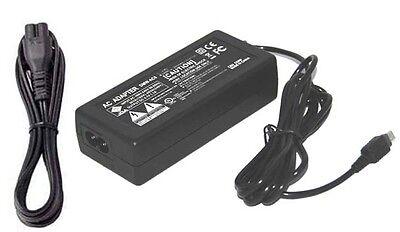 Ac Adapter For Panasonic Dmc-fs5 Dmc-fs20 Dmc-lx1 Dmc-lx2 Dmc-lx3 Dmc-ts10