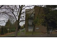 One bedroom flat (Swanston Grange) with parking on the L&D border. Housing Benefit Welcome