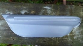 Triumph Herald Near Side Rear Valance/Cill.