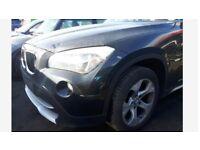 Car part Front end assembly for BMW X1 E84 Gen 1 2009–2015 RHD headlight, bonnet,bumper , radiator