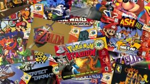 looking to buy n64 games pkease txt cell