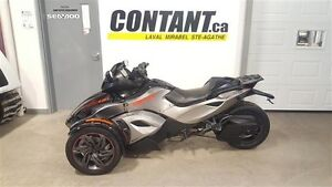 2013 Can-Am SPYDER RSS SE5