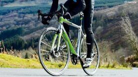 EX DISPLAY Boardman Road Pro Carbon Bike 2016. Discs Brakes, Frame size. Large 53cms
