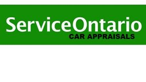 MTO Service Ontario Car Appraisals $53 - CALL/TEXT 519 279 1813