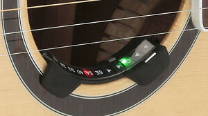 Korg-RP-G1-Rimpitch-Acoustic-Guitar-Soundhole-Tuner-Discrete-Effective-NEW