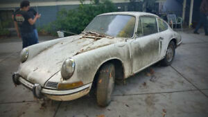 WANTED PROJET PORSCHE 911 356 912 964 TURBO CARRERA TARGA