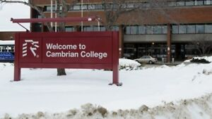 Looking for Cambrian parking pass