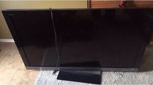 "Sony Bravia 55"" 1080p LCD TV excellent condition Belleville Belleville Area image 1"