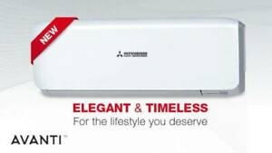 3.5 Kw Mitsubishi Heavy Industries Air Conditioner Split System