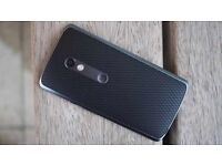 Motorola Moto X Play - Grey 16GB Mint condition 21mp Camera