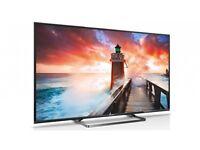 "PANASONIC TX50CX680B 50"" LED/LCD 4K UHD Smart Firefox Freeview Play HD TV"