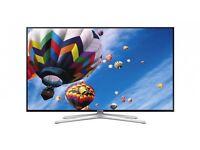 Samsung UE55H6400AKXXU 55-inch Widescreen 1080p Full HD Quad Core Wi-Fi Smart 3D LED TV