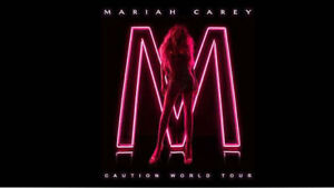 Mariah Carey – Wednesday March 20 – ORCH 13, Row L