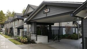 Burnaby - 2 Bedroom Townhouse - Dog Friendly
