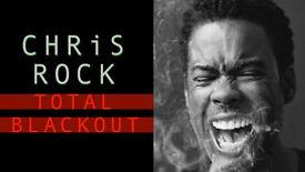 2 x Chris Rock Tickets - Total Blackout tour- Great Seats! - Glasgow -24/01/18
