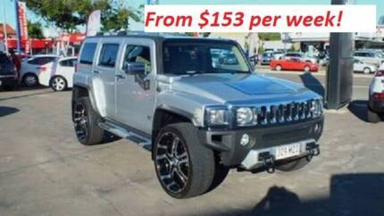 2008 Hummer H3 Wagon Townsville 4810 Townsville City Preview