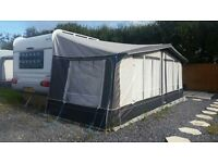 willk royale caravan plus awning for sale