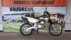 2015 MOTOCYCLETTES Suzuki DRZ400