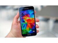 Samsung Galaxy s5 unlocked open to all networks ***like brandnew***100% original phone***
