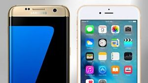 WANTED: IPHONE 6S OR S7 EDGE - UNLOCKED/ SEALED IN BOX