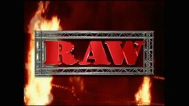 Wwe raw 2001 complete year dvd