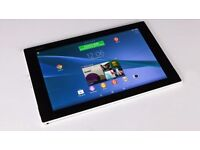 WANTED Sony Xperia Z2 Android Tablet WiFi and 3G Anything considered