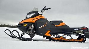 2013 SUMMIT SP XM ETEC 800 163''
