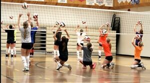 WOMEN VOLLEYBALL (TRAINING+GAME+WORKOUT)