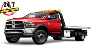 One way towing - 65$ tows 24/7 service & cash for cars