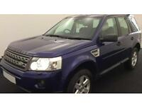 LAND ROVER FREELANDER 2 2.2 SD4 HSE XS GS SE TECH SPORT LE FROM £59 PER WEEK !