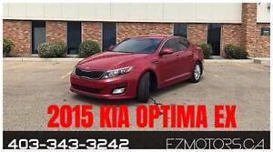 2015 Kia Optima EX Luxury--LEATHER--BACKCAM