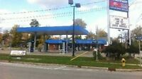 Gas Station With Property with Restrurant
