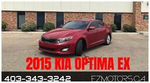 2015 Kia Optima EX Luxury|LEATHER|BACK CAM|NEW TIRES!