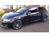 Audi A3. SLine. DSG