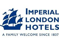 Room Attendant - Excellent Opportunity to work with Imperial London Hotels