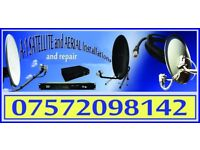 SATELLITE DISH, AERIAL,CCTV INSTALLATION AND TV WALL MOUNT