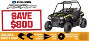 POLARIS RZR 170 YOUTH SIDE BY SIDE - SAVE $800 Limited Stock Fulham West Torrens Area Preview