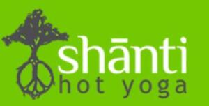 1 Month Unlimited Yoga at Shanti Hot Yoga