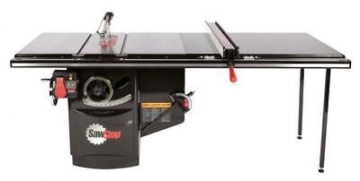 Sawstop Ics73480-36 7.5hp Industrial Table Saw 36 T-glide Fence