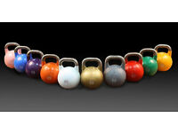 Set of Competition Kettlebells