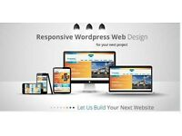 Wordpress Websites £300
